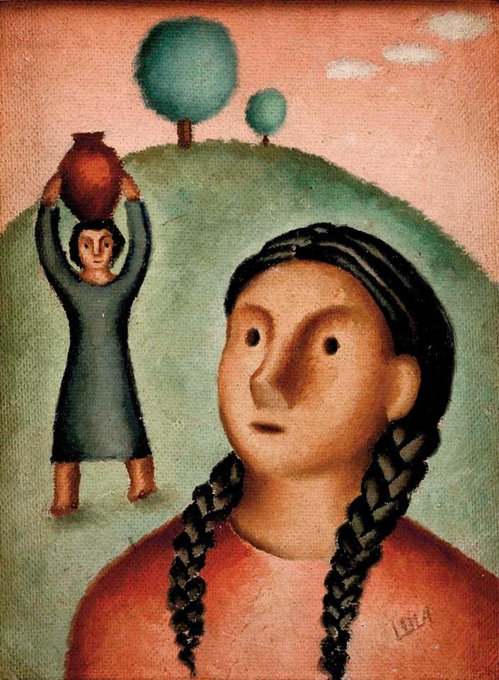 Telas de Lula Cardoso Ayres evidenciam seu traço modernista
