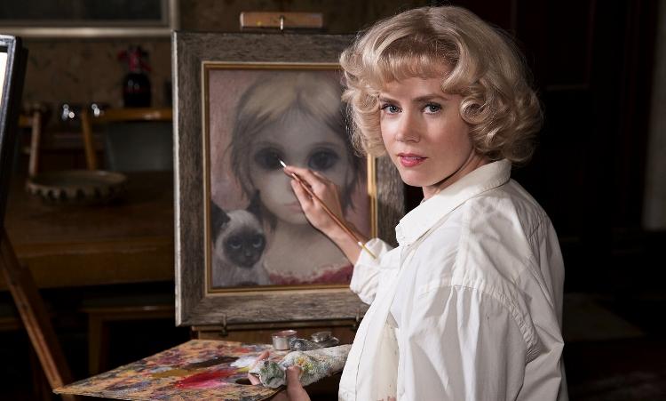 A pintora Margaret Keane, vivida pela atriz Amy Adams