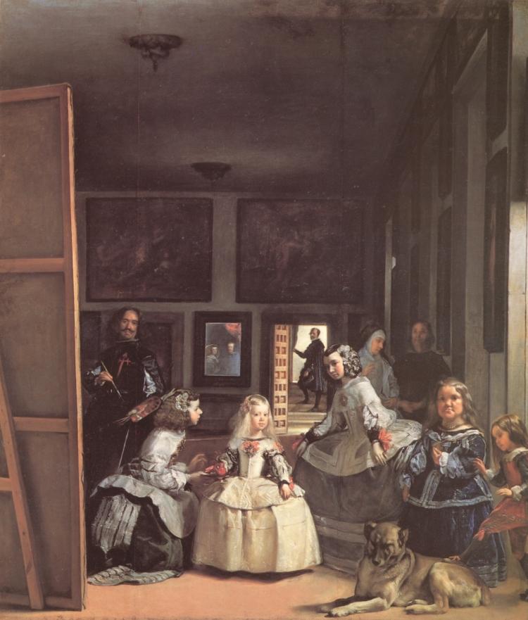 'As Meninas' (1656), de Diego Velázquez