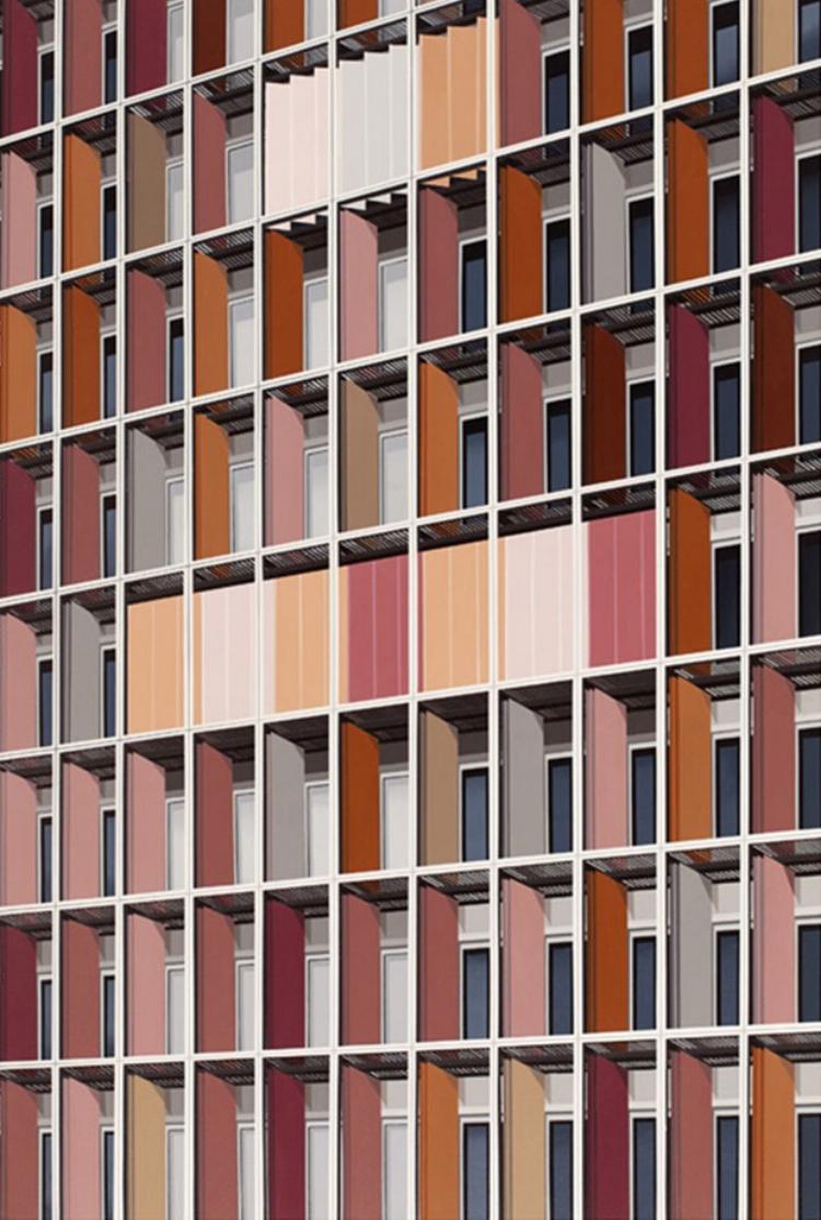'Kreuzberg'  (2015), acrílica sobre tela