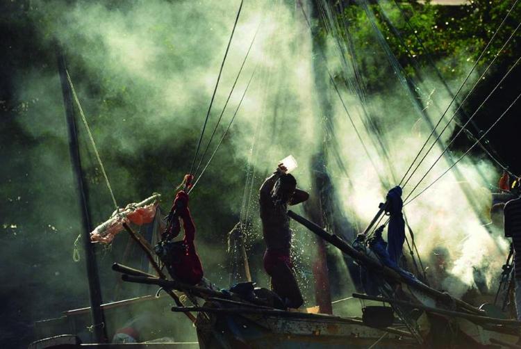 A luz das fotografias de Edgar Rocha é um dos principais elementos de sua estética