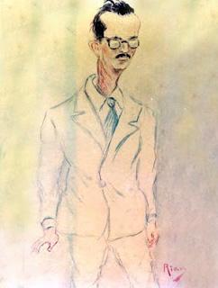 Jânio Quadros, ex-presidente do Brasil