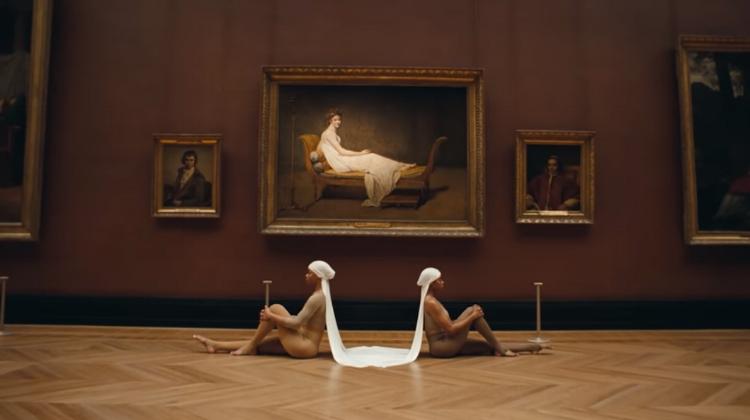 Beyoncé Louvre Jay-Z Apeshit