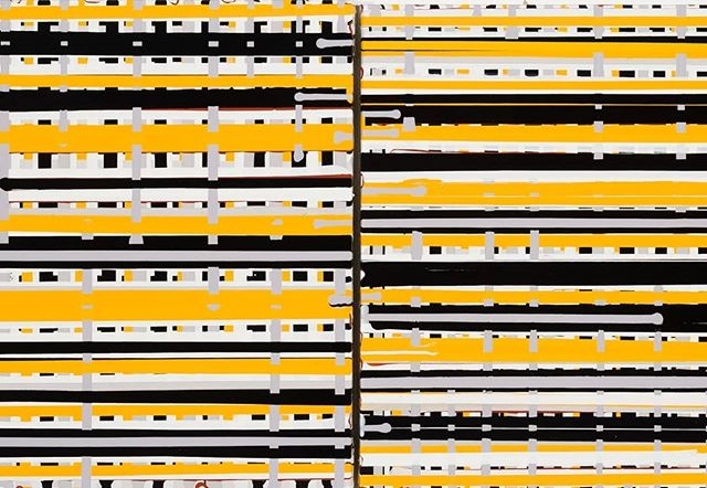 Hoje também tem abertura de exposição em Salvador! A @robertoalbangaleria recebe, às 20h, o artista carioca @danielfeingold para a sua primeira expo na capital baiana. A mostra 'Campos de cor como campos de luz' apresenta 15 telas, 11 papéis e 6 fotografias que perseguem a geometria, com tramas quase sempre coloridas e que, segundo o artista, têm 'formas estéticas abstratas de características não representacionais'. A expo fica em cartaz até 6 de outro.  #vernissage #robertoalbangaleria #artesvisuais #pintura #arteabstrata #exposicaodearte #exposicao #danielfeingold #pigmumblog