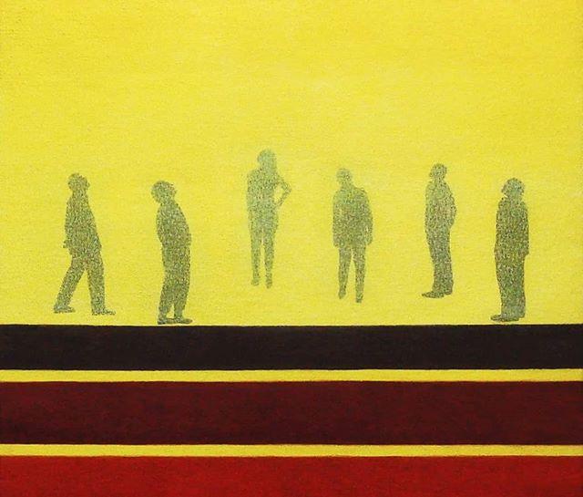 Galera de Natal, se liga que hoje(16), às 16h, tem abertura da exposição 'Banco de imagens//pessoas. com', da artista belga Marie-Ange Giaquinto, que já expôs em diversas cidades do Brasil e do exterior. A obra da artista chama atenção pelo talento no trabalho com a gradação das cores. Particularmente, amo o resultado plácido e cheio de sutileza de suas pinturas. A mostra fica em cartaz até 6 de setembro, na Galeria Conviv'Art, ao lado do @nac1ufrn, no Centro de Convivência da UFRN.  #vernissage #artesvisuais #exposicao #exposicaodearte #pintura #painting #pigmumblog #ufrn