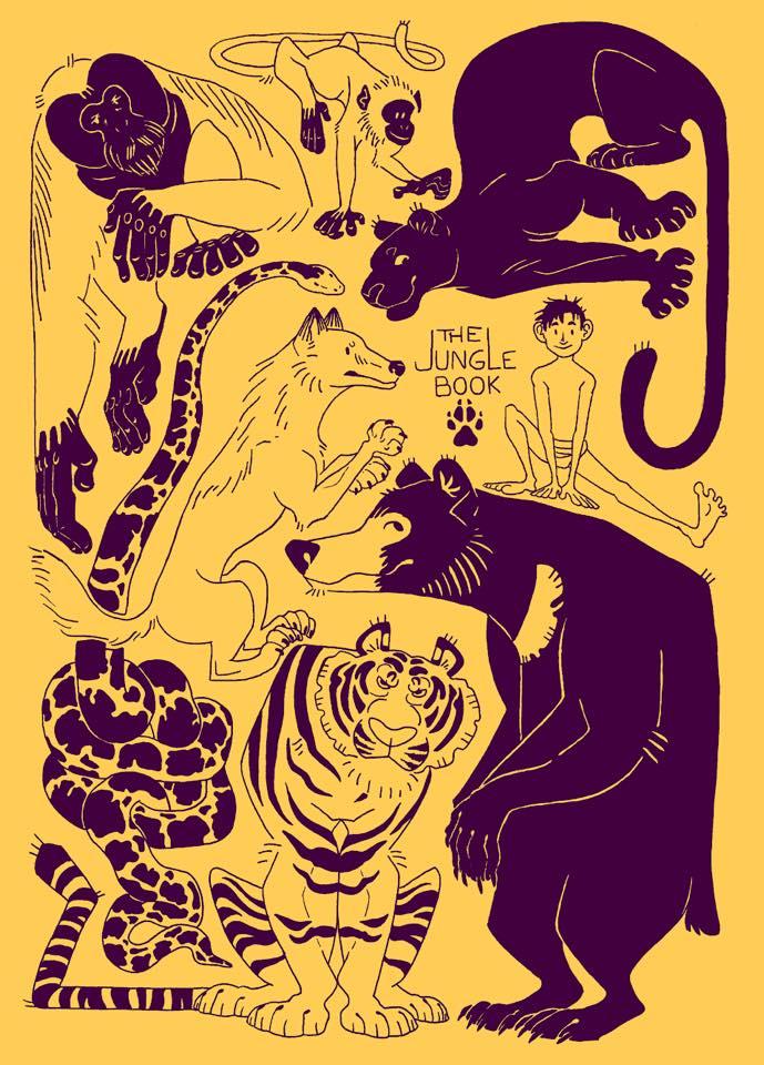 14 - 'O Livro da Selva'