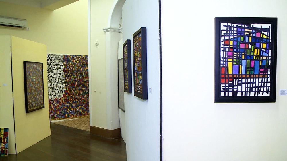 Exposição  'Neopalafitas': Um Olhar Sobre o Vernacular' , em exposição no Palacete Gentil Braga, em São Luís-MA