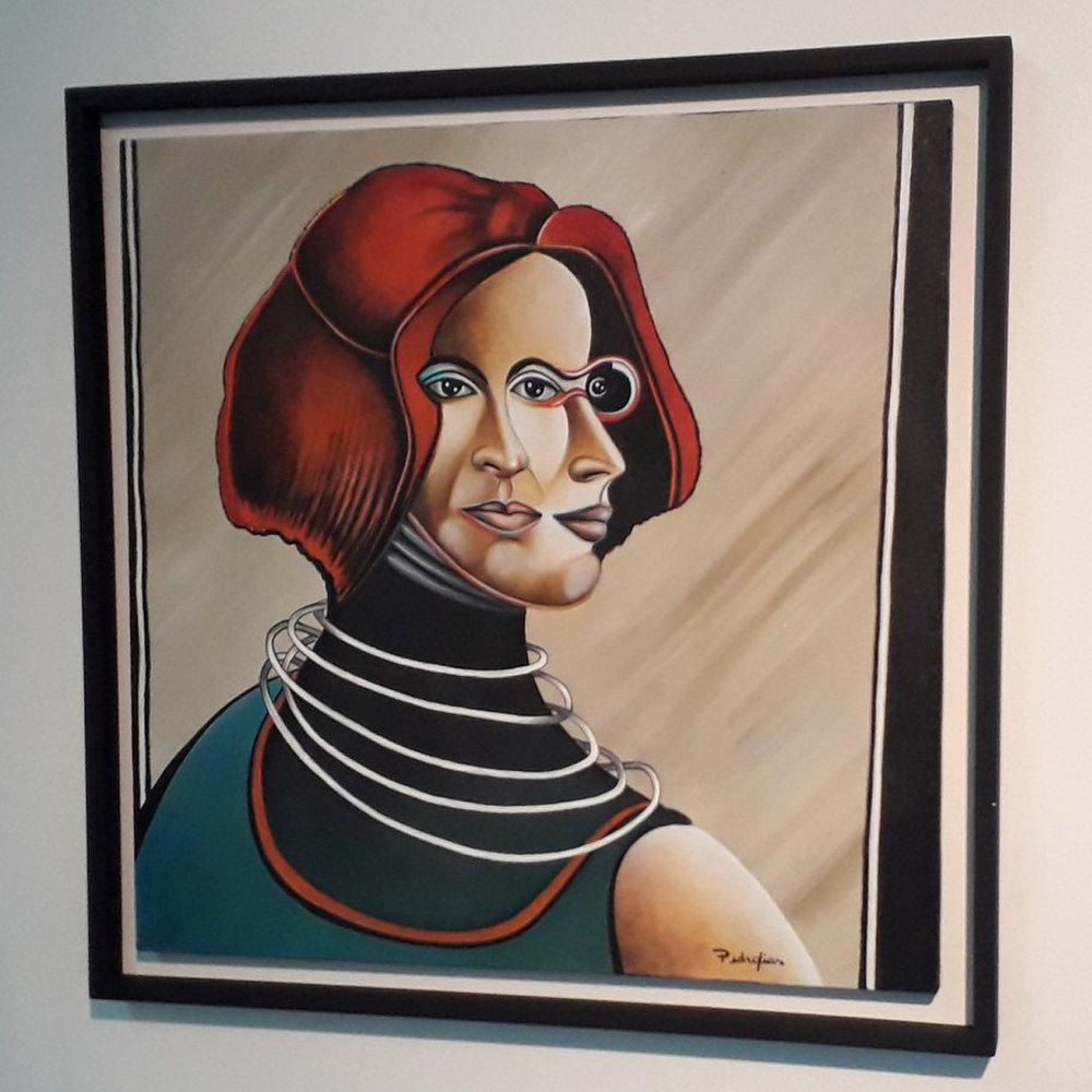 Pintura de Pedro Dias
