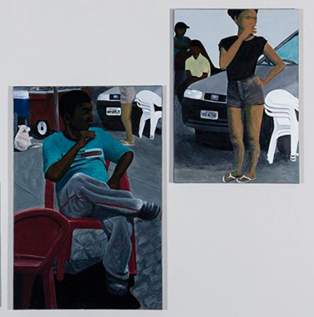 Pinturas de Potira Maia