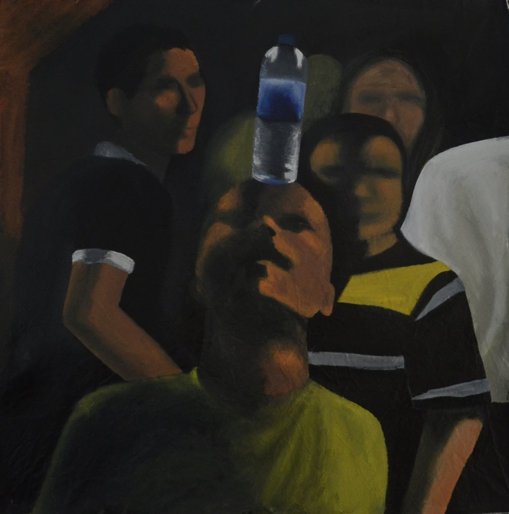 Pintura de Potira Maia