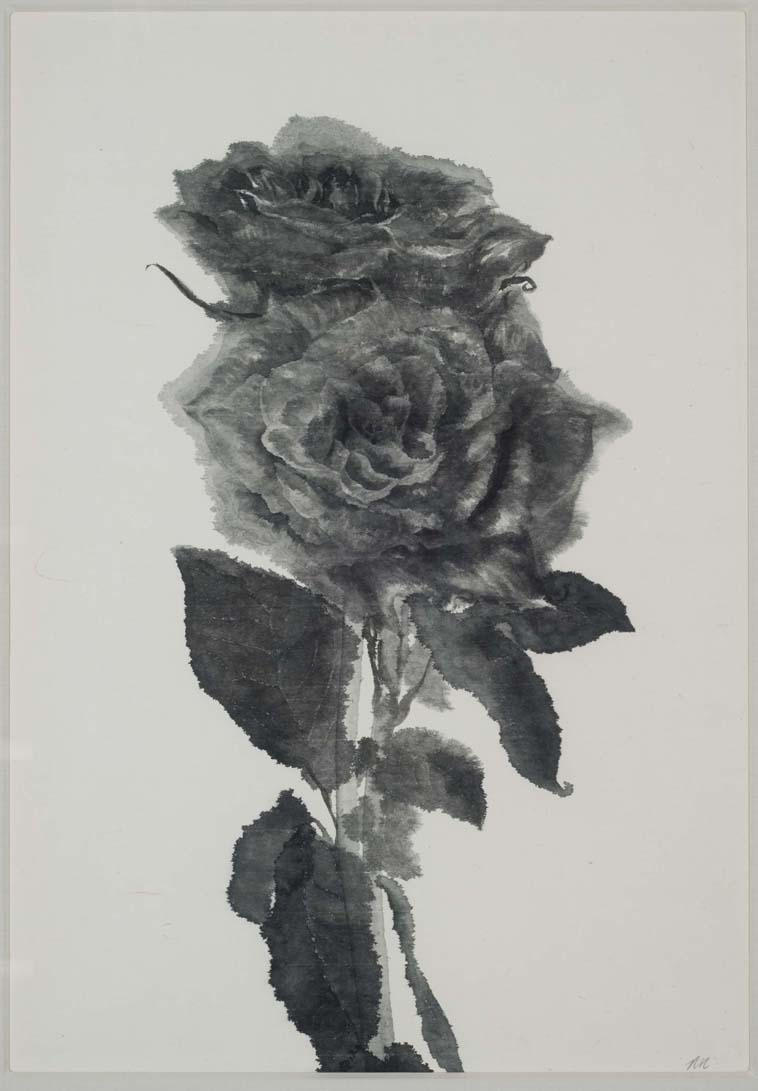 %22Two Roses XXXIII%22 2007 29 X 21inches.jpg