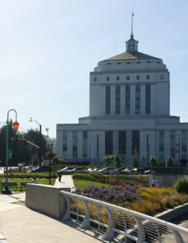Alameda County Superior Court - Rene C. Davidson Courthouse