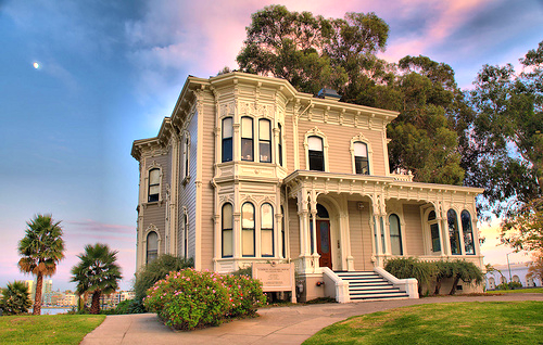 Our Office is Located in the Historic Camron-Stanford House on the Shores of Lake Merritt in Oakland