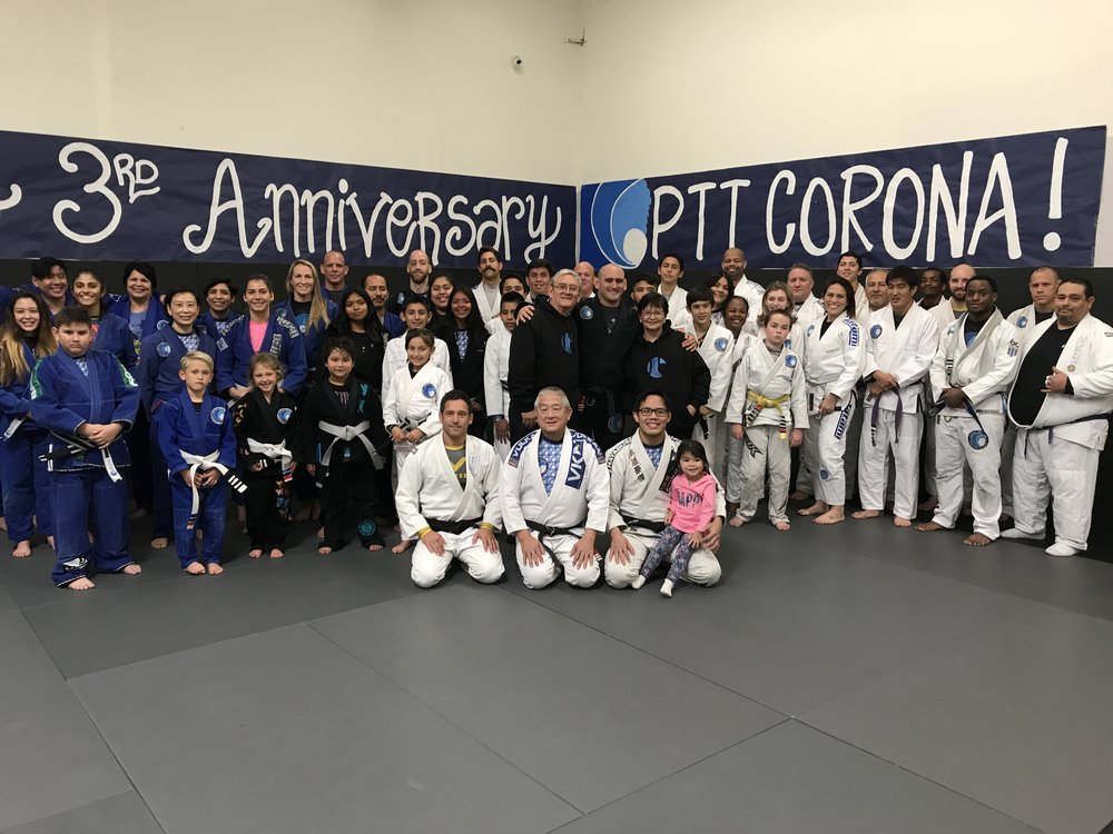 Brazilian jiu jitsu classes in corona
