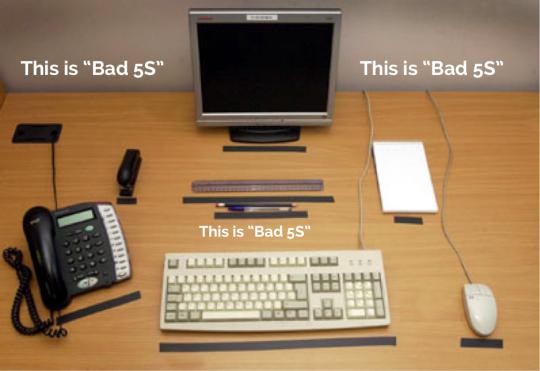 Bad 5S