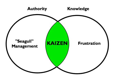 Knowledge vs Authority