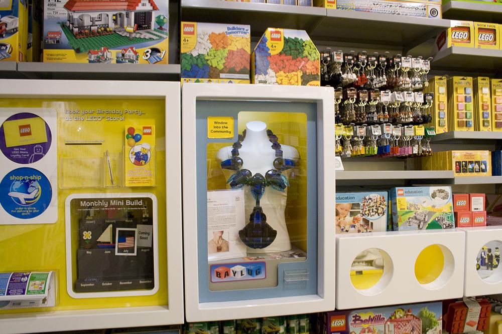 Hillsdale LEGO® store, San Mateo, CA