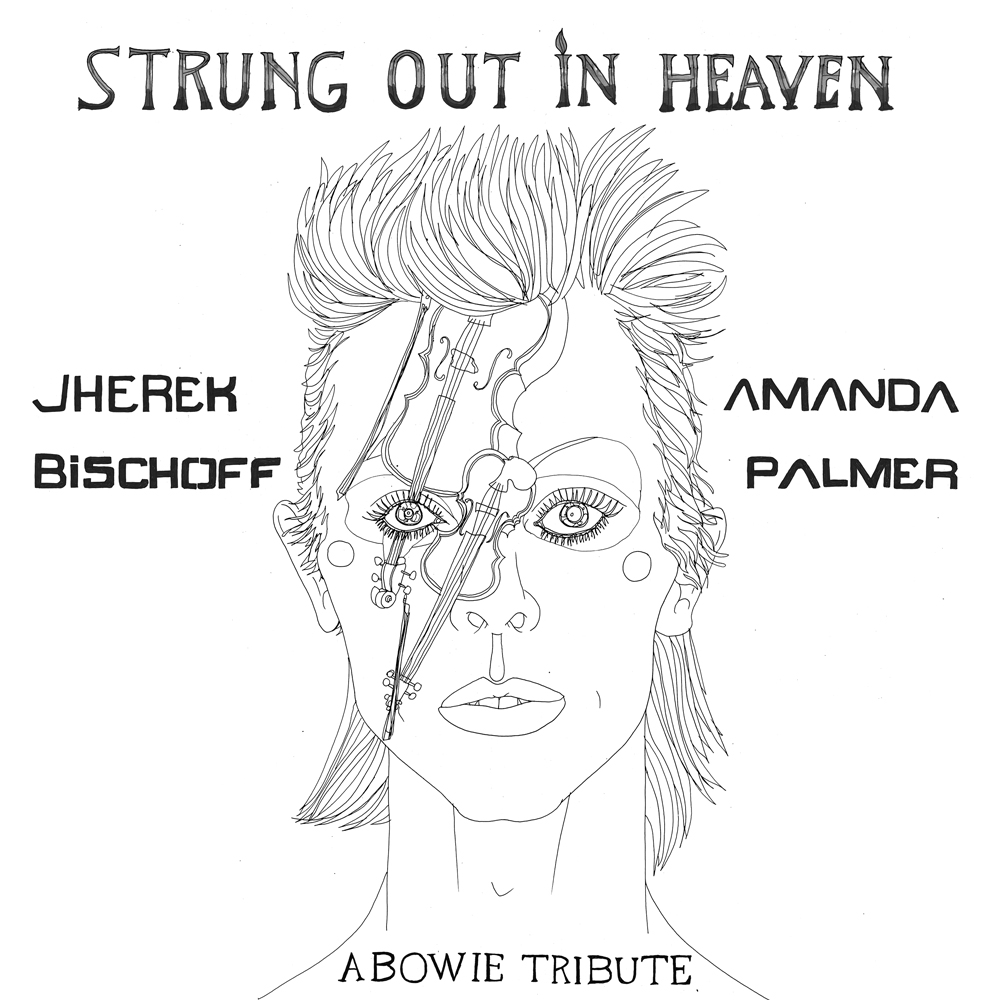 Cover art for Strung Out in Heaven album