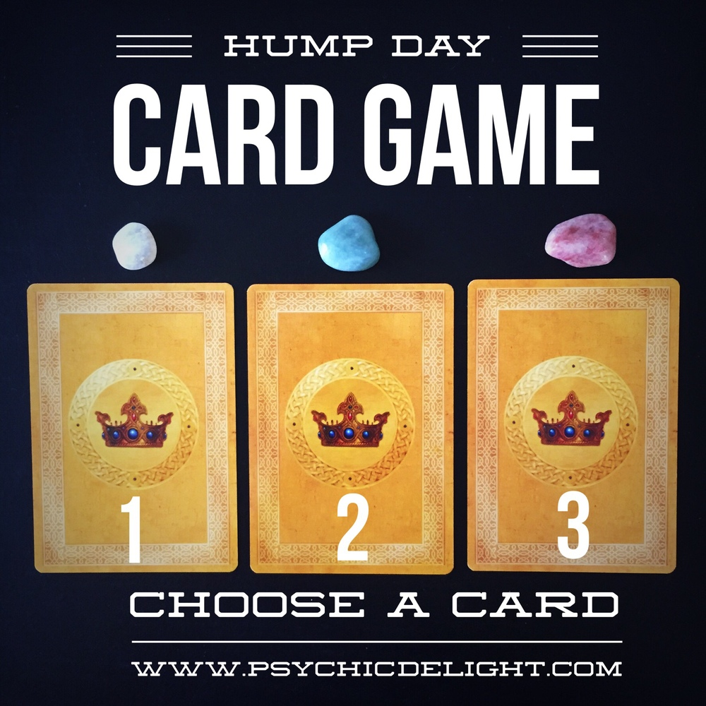 hump day card game