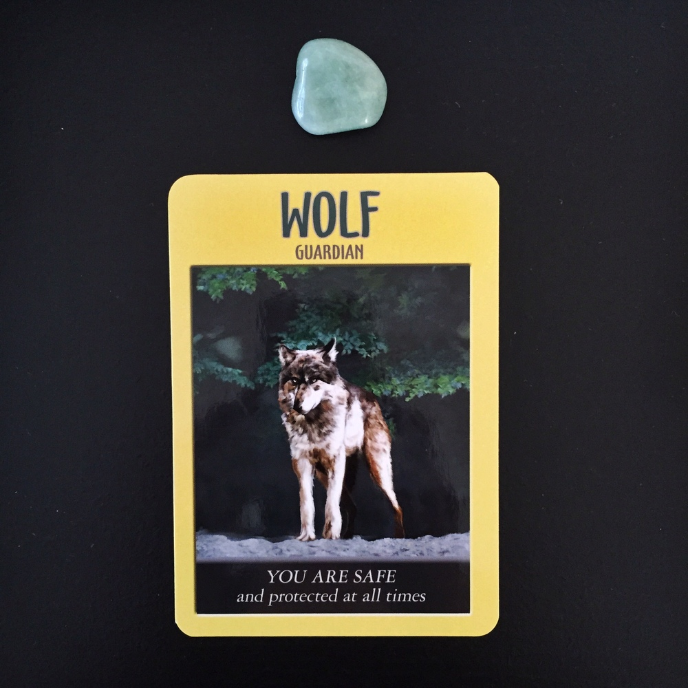 Wolf Power Animal
