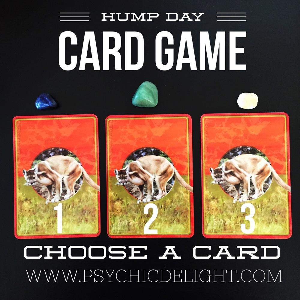 Hump Day Card Game