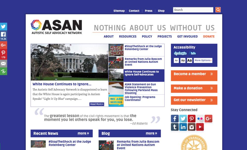 Asan Statement On Media Claims Linking >> Asan Rebrand Eb2 Creative