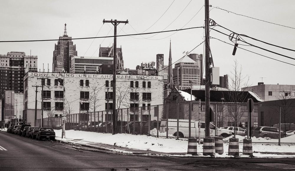 Detroit Gothic