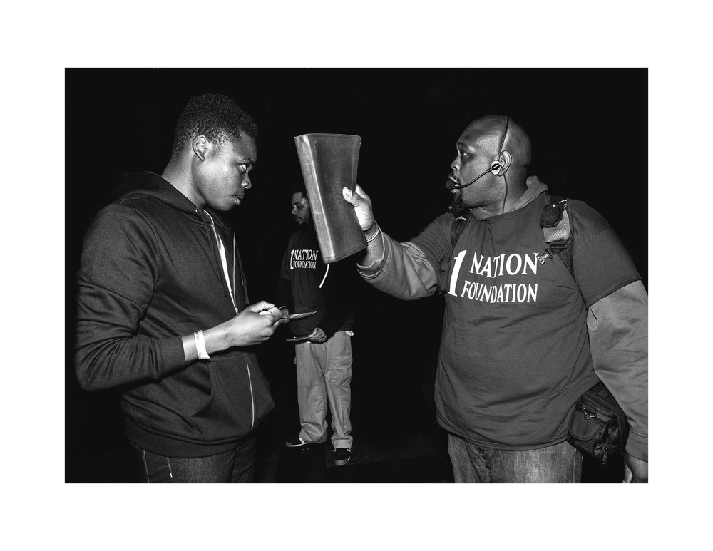 BLM Protestor Debates with 1 Nation Foundation educator discussing the right direction for Black Americans in these turbulent times.