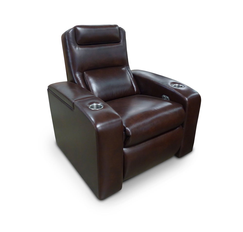 Motorized Head Rest; Motorized Lumbar Support; Heat-Massage; Chaise Footrest; Storage Compartment