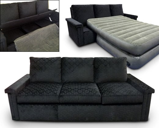 SOHO Sofa with Euro Bed