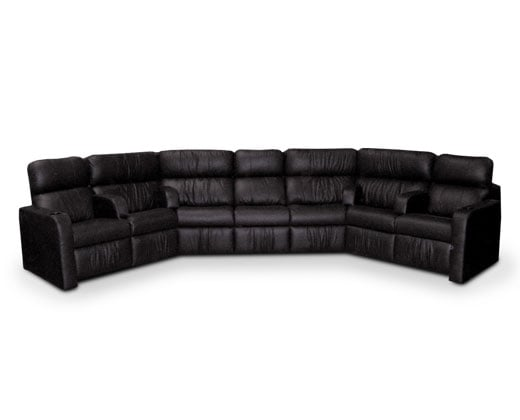 Matinee Pillow Back Sectional
