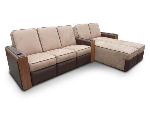 Hudson Dual Chaise