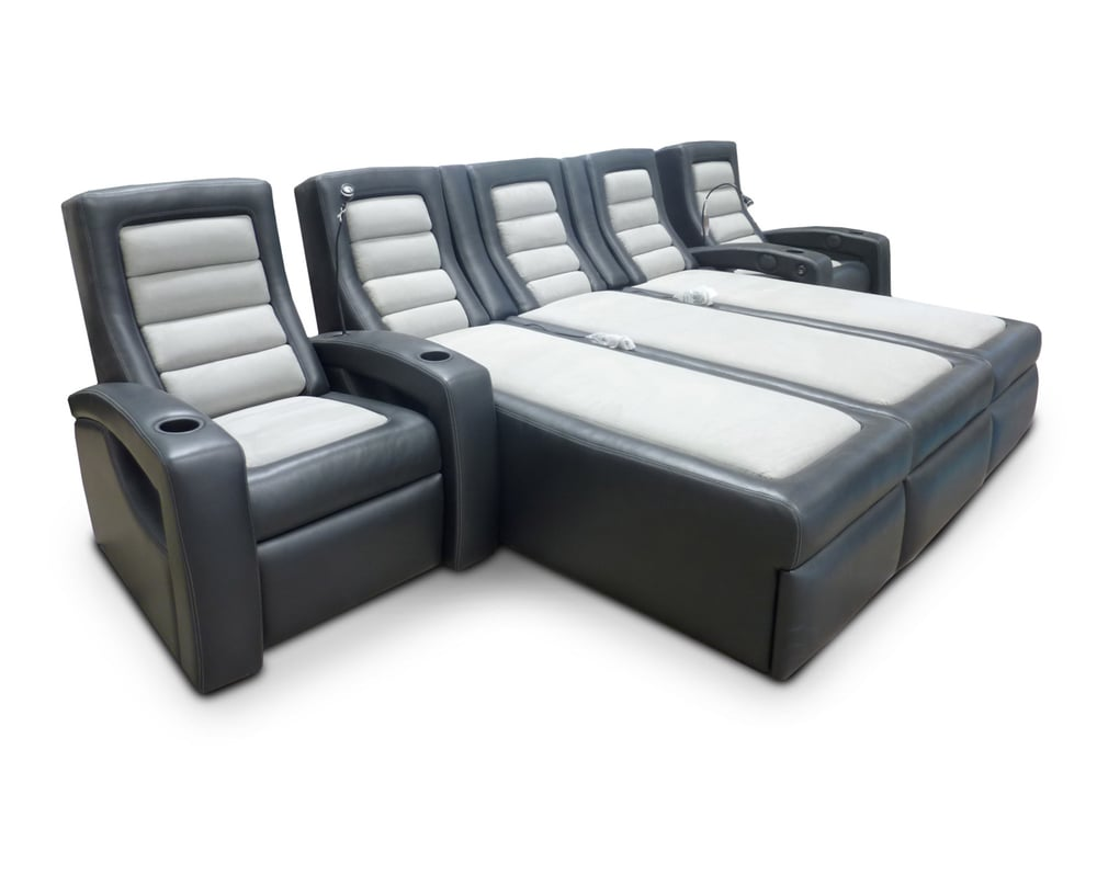 Kensington Triple Chaise