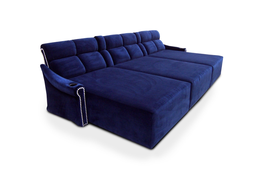 Bliss Lounger; Pocket Arms;