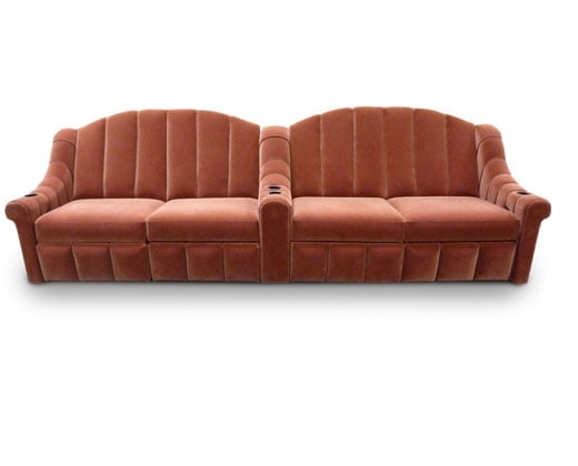 Airflo Custom Reclining Sofa