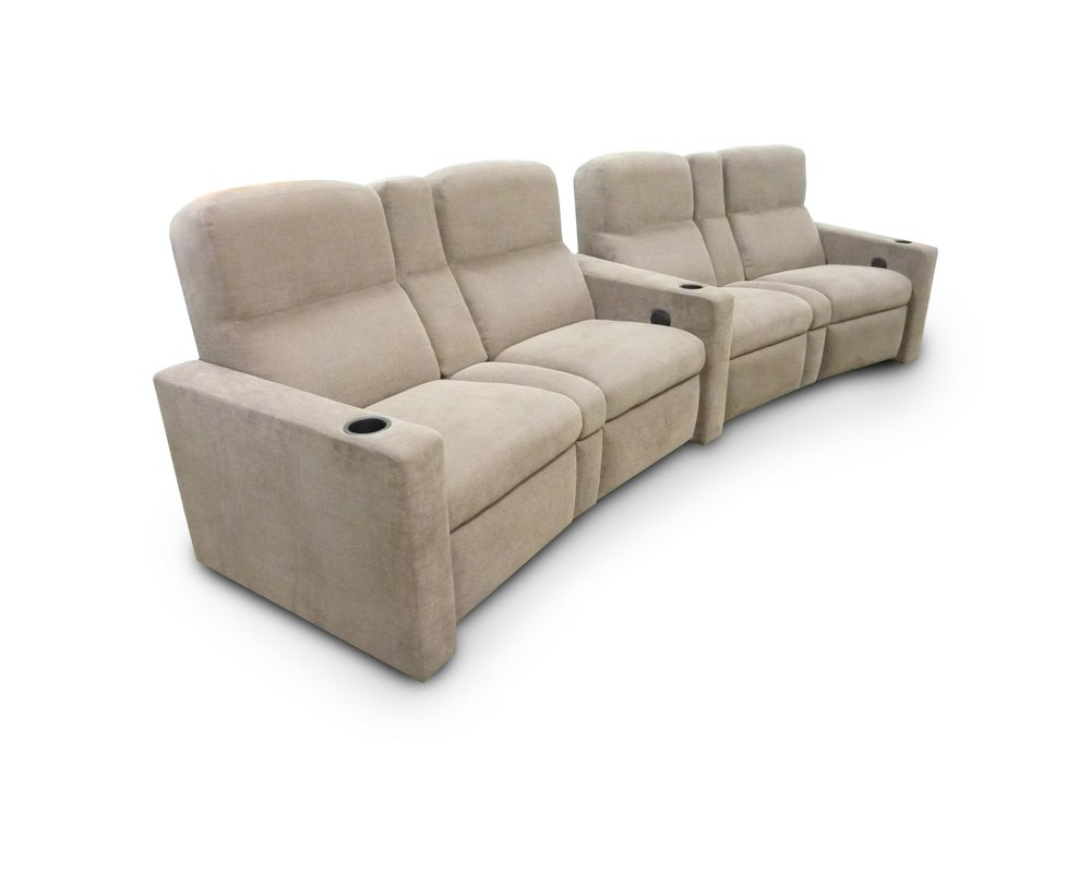 Dual-Dual Pocket Arm, Fixed Wedge Seat