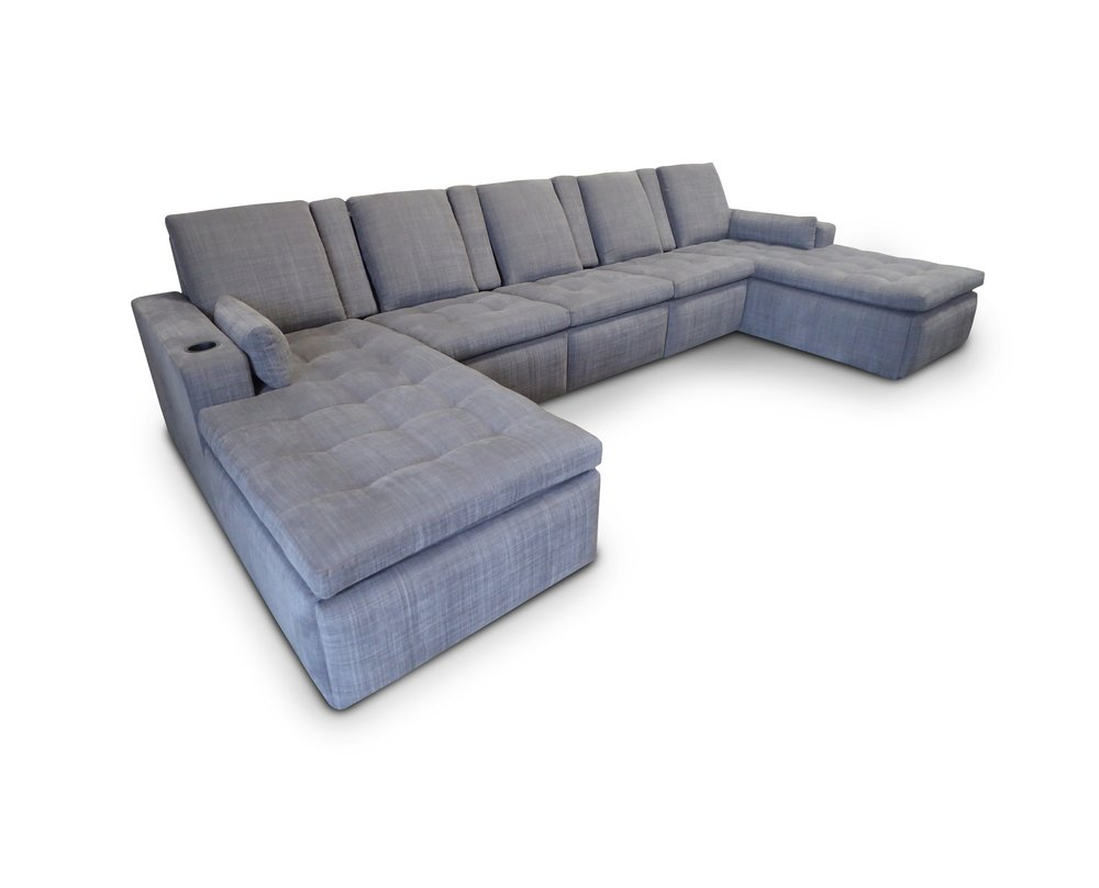 Newland Pocket Arm Sectional