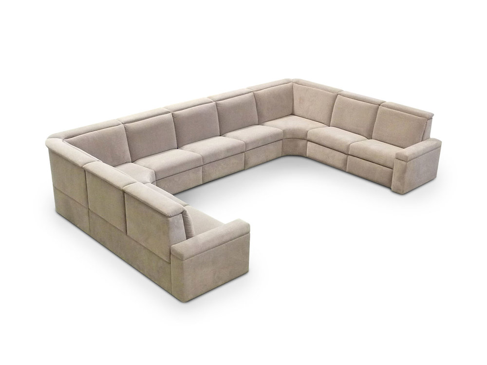 Sierra Sectional  (customized)