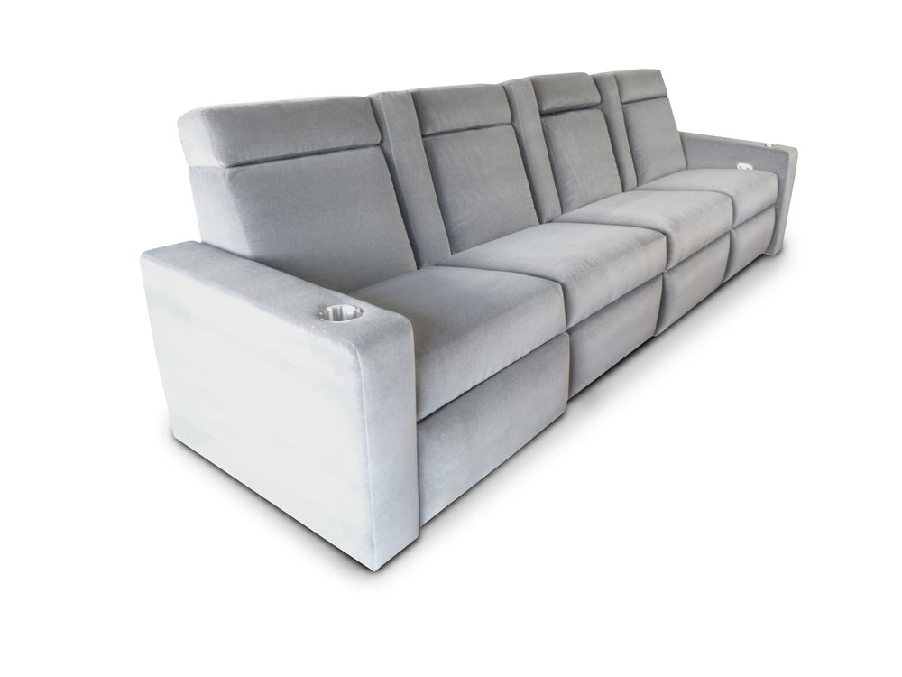 Sofa with Pocket Arms