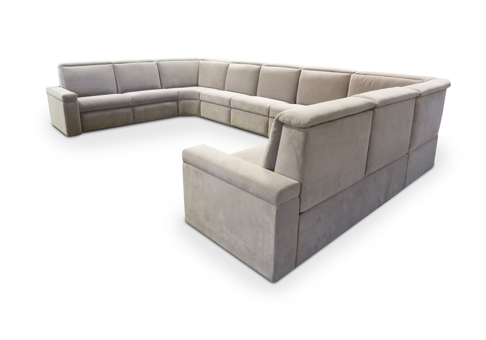 Sierra Custom Sectional