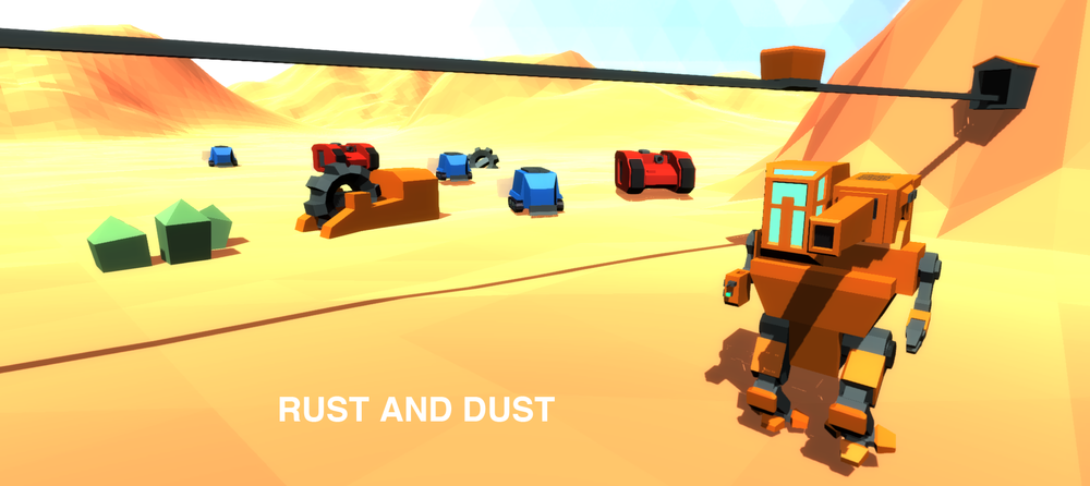 Rust and Dust