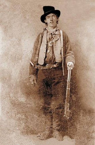 If you think Billy the Kid didn't deserve what he got from Pat Garrett, you obviously aren't from out West.
