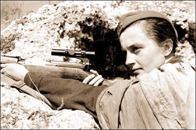 To the Soviets' credit, they were better at taking Women seriously than most at the time.