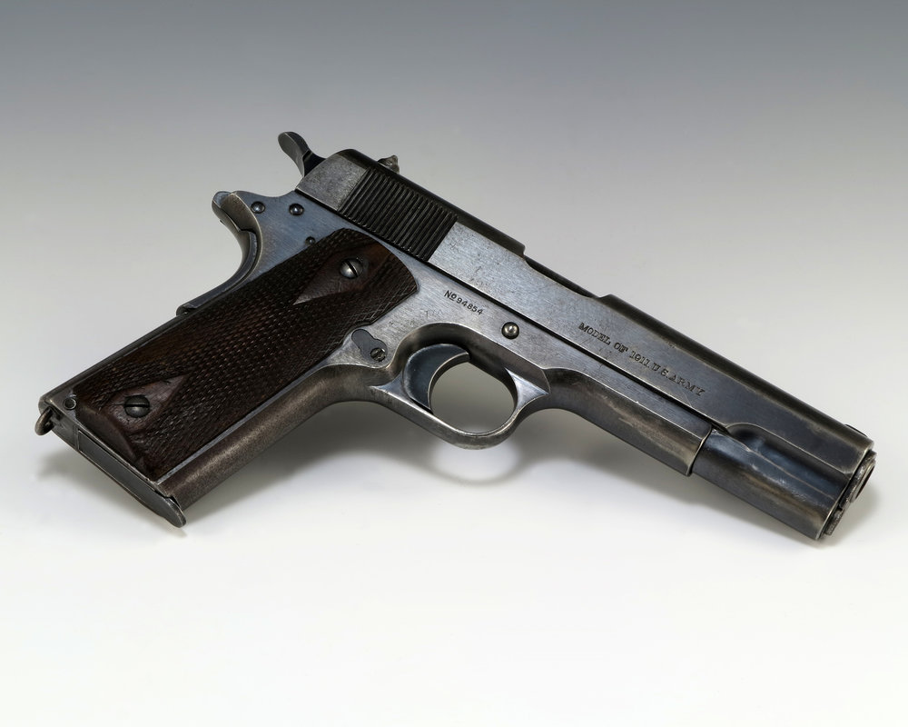 The Colt M1911 handgun design is over a century old. As of 2017, it is still one of the greatest handguns in the world.