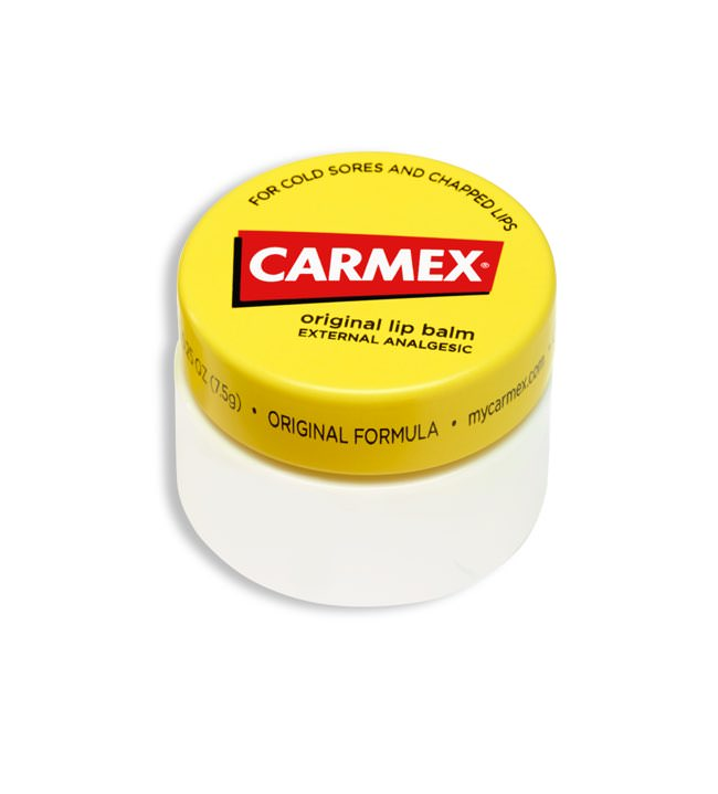 Carmex: the best lip balm, ever. This gift is perfect for any occasion. I go through approximately 7 jars per year. (Walmart/Shoppers/most pharmacies)