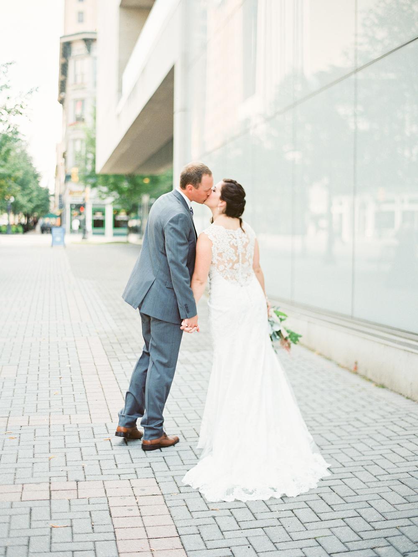 Danielle & Ryan | City Flats Wedding — Ashley Slater Photography