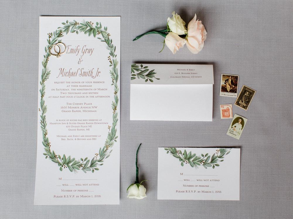 Emily + Mike | Cheney Place Wedding — Ashley Slater Photography