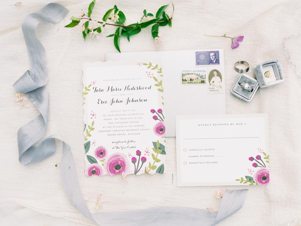 Tara + Eric   Goei Center Grand Rapids Fine Art Wedding Photographer ...