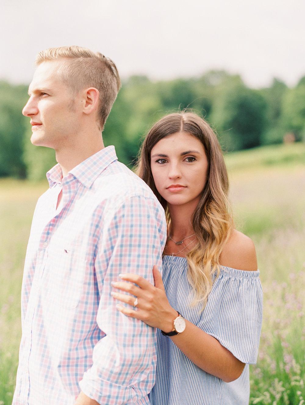 Kerri+Austin+Lavender+Field+Engagement-60.jpg