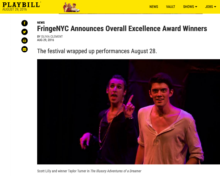 Playbill.com | © Michael Kushner Photography